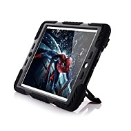 Appel Ipad 2/iPad 4/iPad 3 - Sport en Outdoors - 360⁰ Cases (Silicone , Rood/Zwart/Roze)