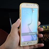 сверхтонкий алюминиевый сплав бампер рамка для Samsung Galaxy S6