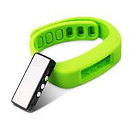 abordables Gadgets Bluetooth-bluetooth 2.1 reloj deportivo inteligente con recuento podómetro / calorías androide