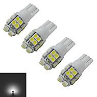 olcso Más LED fények-t10 dekorációs fény 20 smd 3528 85lm hideg fehér 6000-6500k dc 12v