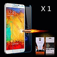 お買い得  Samsung 用スクリーンプロテクター-スクリーンプロテクター Samsung Galaxy のために S6 PET スクリーンプロテクター