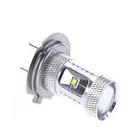 voordelige -5W 500-600 lm H4 Sierlampen 9LED leds Krachtige LED Koel wit DC 24V DC 12V