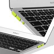 """Kit tapón antipolvo para el macbook apple pro retina 13,3 """"/ 15,4"""" (colores surtidos)"""