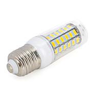 E26/E27 LED-lampa T 56 lysdioder SMD 5730 Dekorativ Varmvit Kallvit 800-1000lm 3500/6500K AC 220-240V