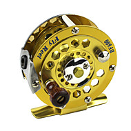 billige Fiskeri & Jagt-Fiskehjul Flue Hjul 4.6:1 0 Kuglelejer ombyttelig Havfiskeri Generel Fiskeri - BF600A