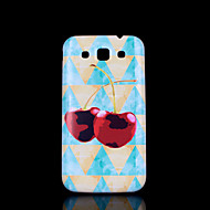 Cherry Pattern Cover fo Samsung Galaxy Win I8552 Case Galaxy J Series Cases / Covers