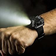 no Linternas LED LED 400 lm 1 Modo LED Resistente a Golpes Recargable Impermeable Táctico Emergencia Tamaño Pequeño para