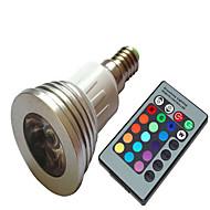 お買い得  LED スポットライト-1.5W 100-150 lm E14 LEDスポットライト LEDの ハイパワーLED 調光可能 AC 220-240V