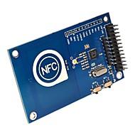 お買い得  Arduino 用アクセサリー-ラズベリーパイボードNFCカードリーダーモジュールと互換性のarduinoの13.56MHzののpn532用