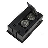 umidità di temperatura integrati di temperatura digitale elettronico e misuratore di umidità