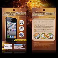 Защитный HD-экран протектор для Samsung Galaxy A7 (3 шт)