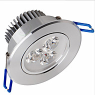 Luces de Techo Luces Empotradas SMD 2835 500-550 lm Blanco Cálido Blanco Fresco K Regulable AC 110-130 AC 100-240 V
