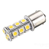 abordables Compra en Grupo-SO.K 2pcs 1156 Coche Bombillas SMD 5050 300-350LM 18 Luces interiores