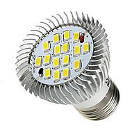 お買い得  LED スポットライト-520-550 lm E26/E27 LEDスポットライト 16 LEDの SMD 5630 クールホワイト AC85-265V