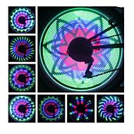 자전거 라이트 바퀴 등 LED Cree 싸이클링 프로그램 작동이 가능한 LED 라이트 100 루멘 USB 사이클링