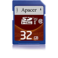 abordables Apacer®-Apacer 32GB UHS-I U1 / Clase 10 SD/SDHC/SDXC (MB/S) (MB/S)