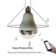 abordables Old Shark-YWXLIGHT® 500 lm Bombillas LED de Globo Cuentas LED Bluetooth / Recargable / Regulable 85-265 V / 1 pieza / Cañas