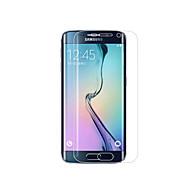 Недорогие Чехлы и кейсы для Galaxy S-Защитная плёнка для экрана для Samsung Galaxy S6 edge Закаленное стекло Защитная пленка для экрана Против отпечатков пальцев