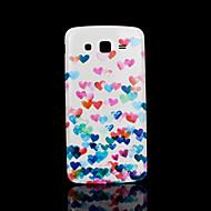 сердце картины крышка FO Samsung Galaxy Grand 2 g7106 случае