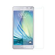 asling® 0,26 χιλιοστά στρογγυλεμένο άκρο διαφανή 9η σκληρυμένο γυαλί προστατευτικό οθόνης μεμβράνη για το Samsung Galaxy α5