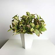 şube İpek Bitkiler Masaüstü Çiçeği Yapay Çiçekler