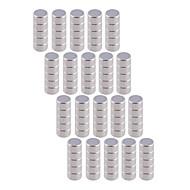 お買い得  おもちゃ & ホビーアクセサリー-100 pcs 5*3mm 磁石玩具 ブロックおもちゃ / パズルキューブ / ネオジムマグネット 磁石 磁石バックル 成人 ギフト