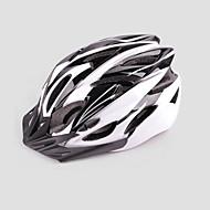 남여 공용 - 산/도로 - 사이클링/산악 사이클링/도로 사이클링/레크리에이션 사이클링 - 헬멧 ( 화이트/블루 , EPS+EPU ) 24 통풍구