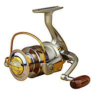 รอกตกปลา Orsók 5.5:1 10 Golyós csapágy BalkezesTengeri halászat / Műlegyező horgászat / Csalidobó / Léki horgászat / Sodort / Pergető