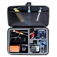 バッグ ために アクションカメラ Gopro 5 Gopro 4 Gopro 3 Gopro 2 Gopro 3+ Gopro 1 Gopro 3/2/1 ナイロン EVA