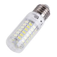 저렴한 -YouOKLight 1000 lm E14 E26/E27 LED 콘 조명 T 48 LED가 SMD 5730 장식 따뜻한 화이트 차가운 화이트 AC 110-130V AC 220-240V