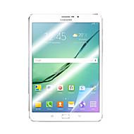 Недорогие Galaxy Tab Защитные пленки-Защитная плёнка для экрана Samsung Galaxy для PET Защитная пленка для экрана HD