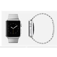 ราคาถูก ข้อเสนอรายวัน-สายนาฬิกา สำหรับ Apple Watch Series 4/3/2/1 Apple ผีเสื้อหัวเข็มขัด สแตนเลส สายห้อยข้อมือ