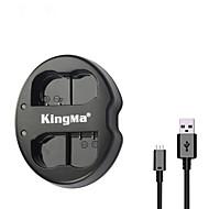 kingma® slot USB încărcător dublu pentru Nikon acumulator en-EL15 pentru Nikon D750 d7100 D7000 D610 D600 D800E camera