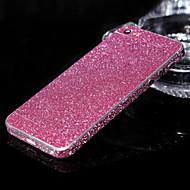 Недорогие Защитные пленки для iPhone-передние боковые + + полная тела экрана Bling наклейки для Iphone 4 / 4s (ассорти цветов)
