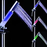 LED 샤워해드 라이트 플라스틱