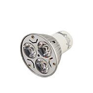 저렴한 -YouOKLight 3W 200-250 lm GU10 LED 스팟 조명 R63 3 LED가 고성능 LED 장식 따뜻한 화이트 차가운 화이트 AC 110-130V AC 220-240V