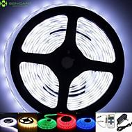 お買い得  -SENCART 2m ライトセット 120 LED 温白色 / ホワイト / レッド リモートコントロール / カット可能 / 調光可能 100-240V / # / 5630 SMD / IP68 / 防水 / 接続可