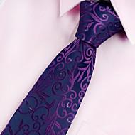 cheap -Men's Party / Work / Basic Necktie - Geometric Print