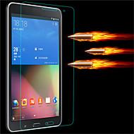 Недорогие Galaxy Tab Защитные пленки-Защитная плёнка для экрана Samsung Galaxy для Tab 4 8.0 Закаленное стекло Защитная пленка для экрана Защита от царапин