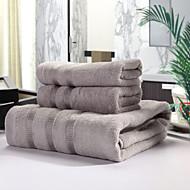 フレッシュスタイル バスタオルセット,染糸 優れた品質 竹繊維100% タオル