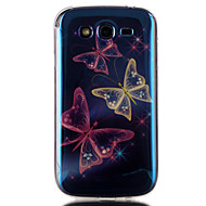 Для Кейс для  Samsung Galaxy С узором Кейс для Задняя крышка Кейс для Мультяшная тематика TPU Samsung J1 / Grand Prime / Grand Neo