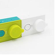voordelige Accessoires voor GoPro-Lensdop Zakken Voor Actiecamera Xiaomi Camera Varen Fietsen Motorsport Siliconen