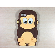 Cartoon Shell Silicone Sets Mobile Phone Protection Shell For Apple iPod touch5 (Assorted Color)