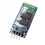 お買い得  Arduino 用アクセサリー-ArduinoのためのHC-06シリアルポートパススルーワイヤレススレーブトランシーバのBluetoothモジュール