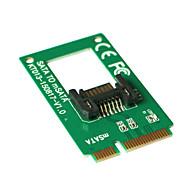 お買い得  -SATAコンバータカードkt013にmaiwoのmsata