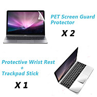 abordables Protectores de Pantalla para Mac-Protector de pantalla Apple para MacBook Air 11-inch PET 1 pieza Ultra Delgado