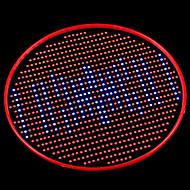 voordelige Kweeklampen-1pc 30 W 14400-16000M E26 / E27 Groeiende gloeilamp 800 LED-kralen SMD 2835 Rood / Blauw 85-265 V / RoHs / FCC