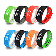 cheap -W9 Smart Bracelet / Activity Tracker Water Resistant/Waterproof / Long Standby / Calories Burned / Alarm Clock / Sleep Tracker / TimeriOS