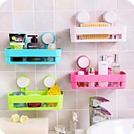 Cosmetics Storage Bathtub / Shower Plastic Multi-function / Storage