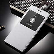 povoljno Telefon slučajevi-Izvorni PU Koža Smart Auto-san cijelo tijelo slučaj za Huawei Ascend P8 Lite (assorted boje)